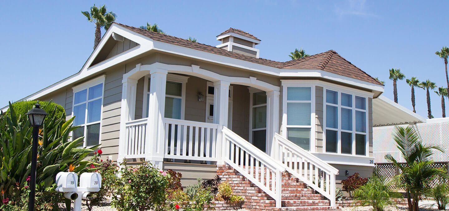 buy a new manufactured home