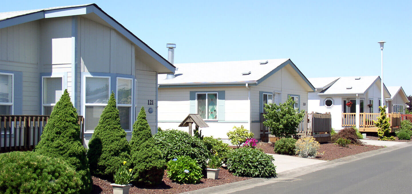 purchase used mobile home